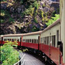 Kuranda Train Carriage